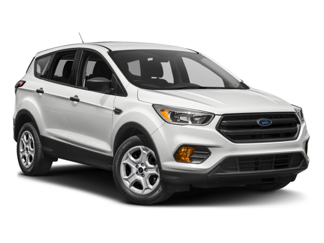 New 2017 Ford Escape S